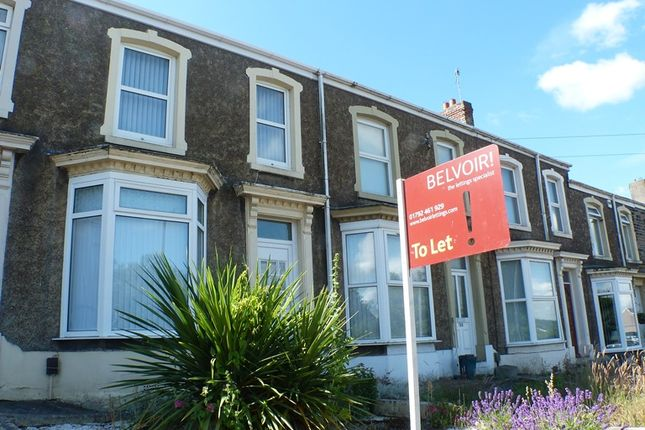2 bed terraced house to rent in Peniel Green Road, Llansamlet, Swansea SA7