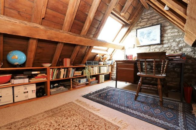 Loft Study Room of The Cross, Buckland Dinham, Nr. Frome BA11