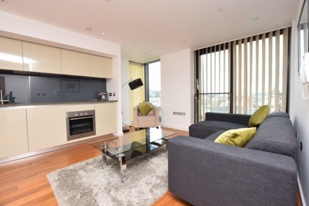 Thumbnail Flat to rent in City Lofts, 7 St Pauls Square, Sheffield
