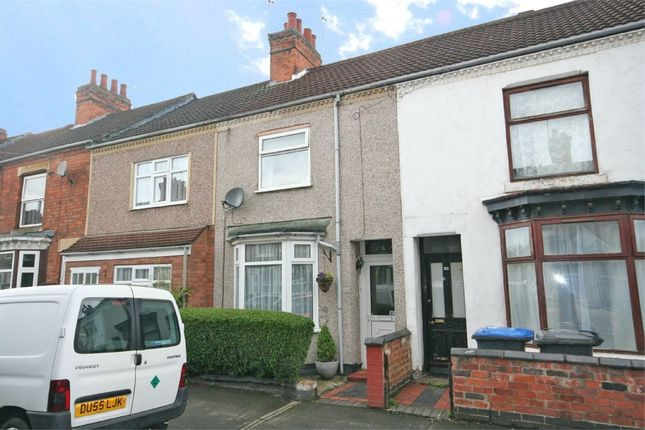 Thumbnail Terraced house to rent in Victoria Avenue, Town Centre, Rugby, Warwickshire