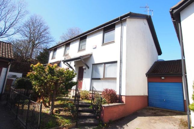 Thumbnail Semi-detached house to rent in Brunswick Place, Aberdeen