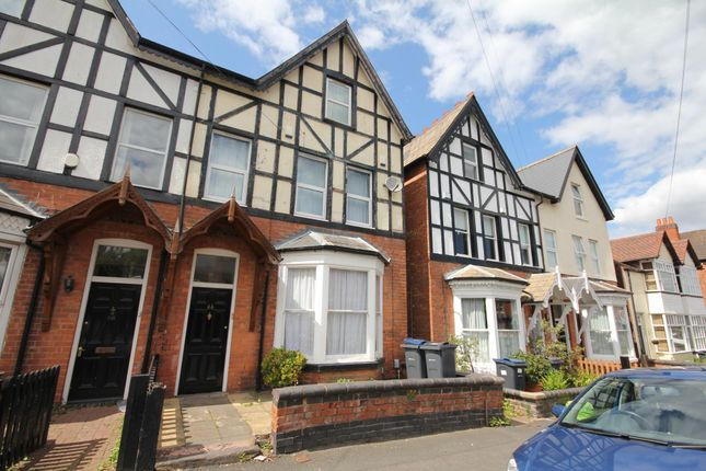 Thumbnail Flat to rent in Station Road, Harborne