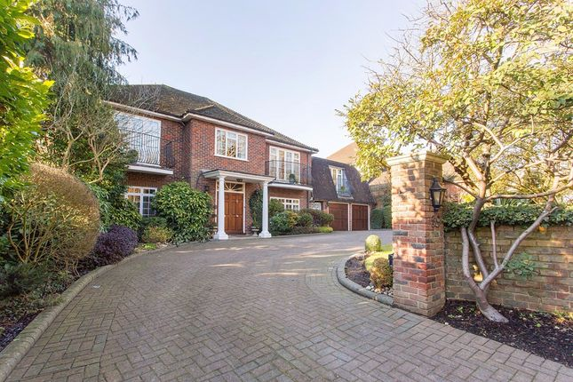 Thumbnail Detached house for sale in Dennis Lane, Stanmore