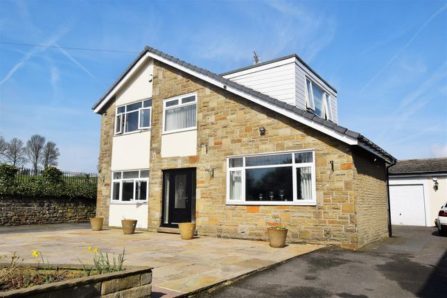 Thumbnail Detached house for sale in Common Road, Low Moor, Bradford