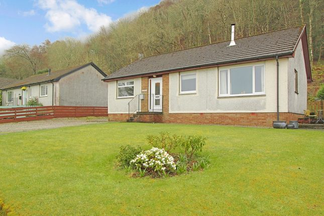 Thumbnail Detached bungalow for sale in Ceum Dhun Righ, Benderloch, Oban, Argyll