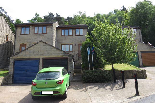Thumbnail Semi-detached house for sale in Slant Gate, Linthwaite, Huddersfield
