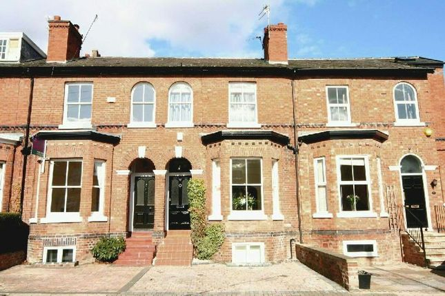 Thumbnail Terraced house to rent in Hale View, Ashley Road, Hale, Altrincham