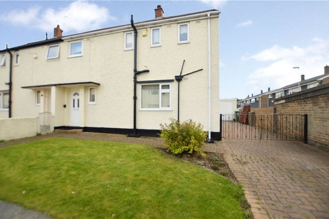Thumbnail Semi-detached house to rent in Braine Road, Wetherby, West Yorkshire