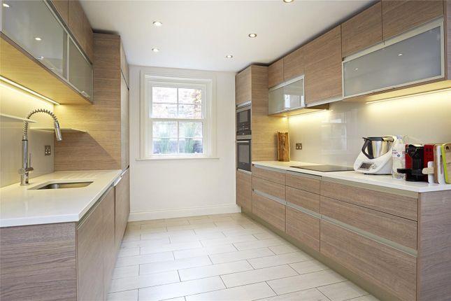 Kitchen of Britten Street, Chelsea, London SW3