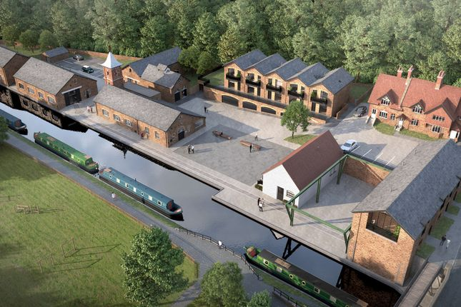 1 bed mews house for sale in Bulbourne Yard, Bulbourne, Tring HP23