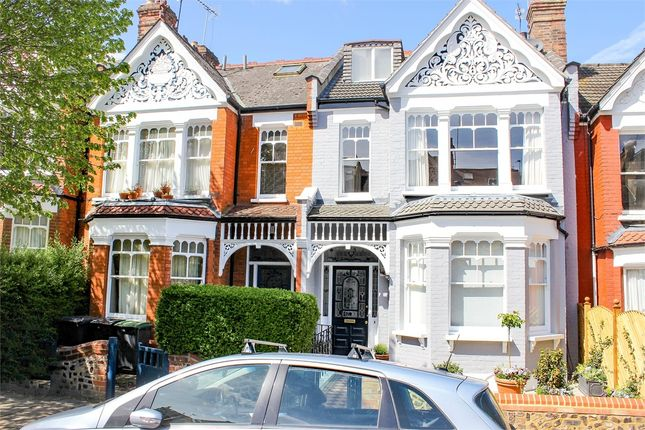 Thumbnail Terraced house for sale in Cecil Road, Muswell Hill, London