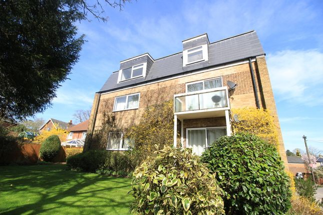 Thumbnail Flat to rent in St Cross, Winchester, Hampshire