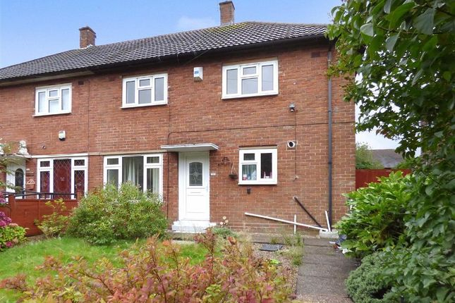 Thumbnail Semi-detached house for sale in Thornhill Road, Bentilee, Stoke-On-Trent