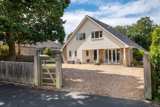 Thumbnail Detached house for sale in Worsley Road, Gurnard, Cowes