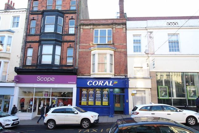 Thumbnail Flat to rent in St. Nicholas Street, Scarborough