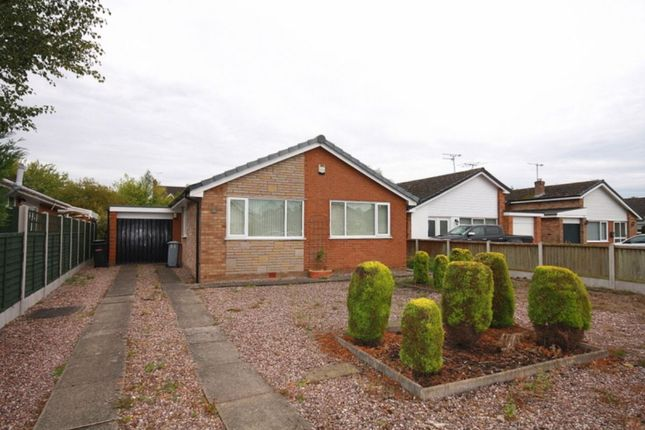Thumbnail Bungalow for sale in Brown Avenue, Nantwich