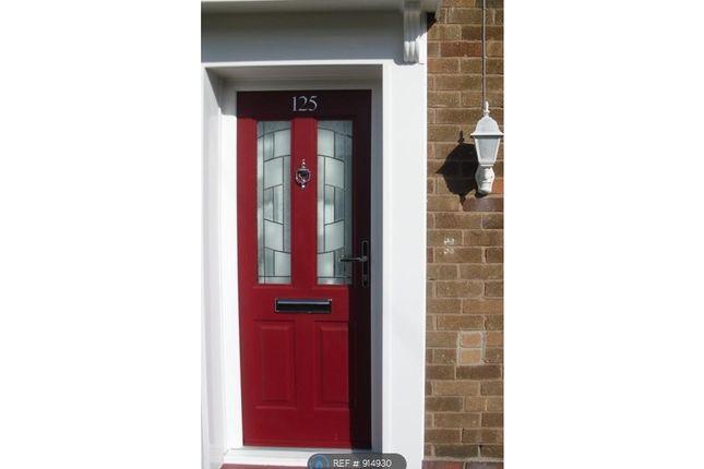 Thumbnail Semi-detached house to rent in Fernwood Crescent, Nottingham
