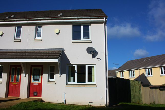 End terrace house to rent in Ash Vale, Lifton