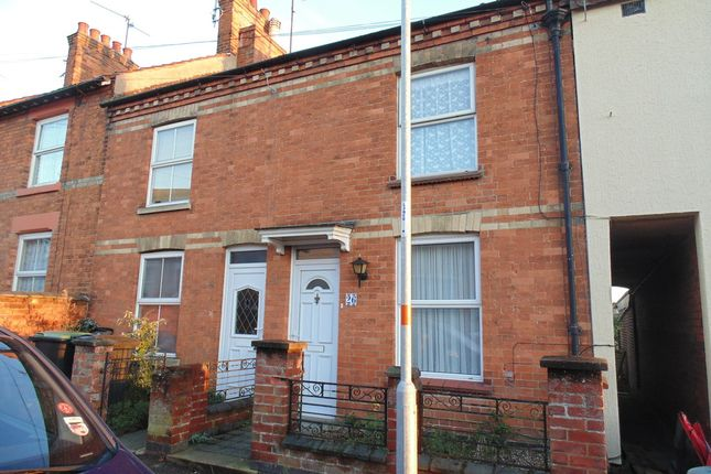 Thumbnail Terraced house to rent in Harborough Road, Rushden