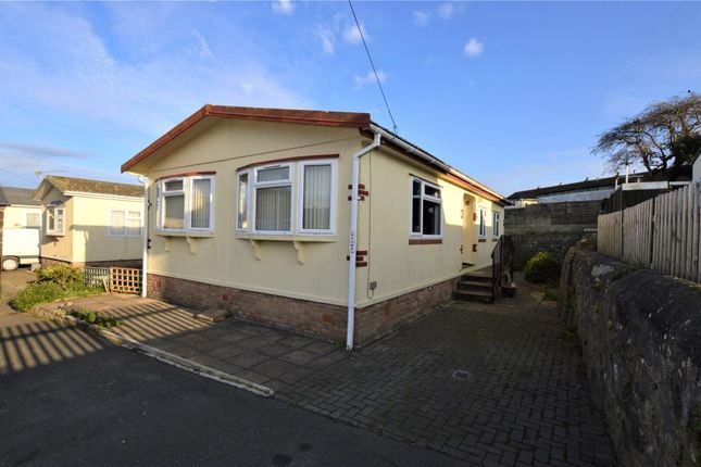 2 bed mobile/park home for sale in Rosewarne Park, Higher Enys Road, Camborne, Cornwall TR14