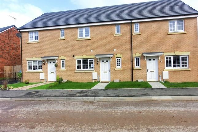 Thumbnail Terraced house to rent in Kemble Road, Monmouth