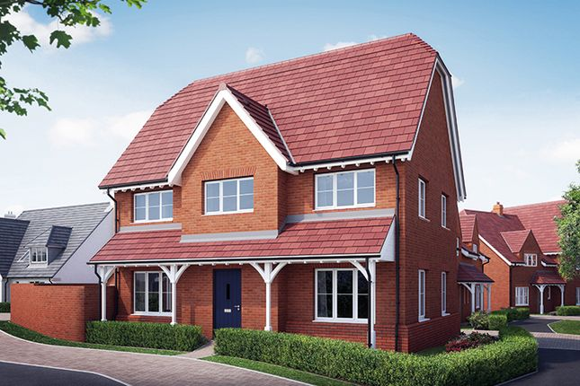 """Thumbnail Property for sale in """"The Welwyn"""" at William Morris Way, Tadpole Garden Village, Swindon"""