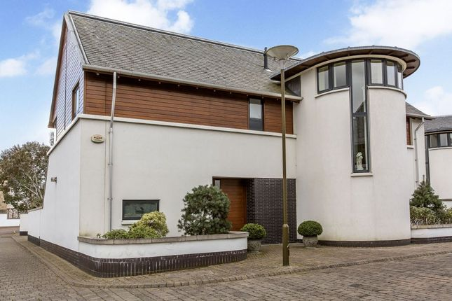 Thumbnail Detached house for sale in Brighouse Park Gait, Cramond, Edinburgh