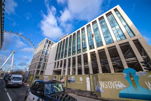 Exterior of One Casson Square, Southbank Place, Belvedere Road, London SE1