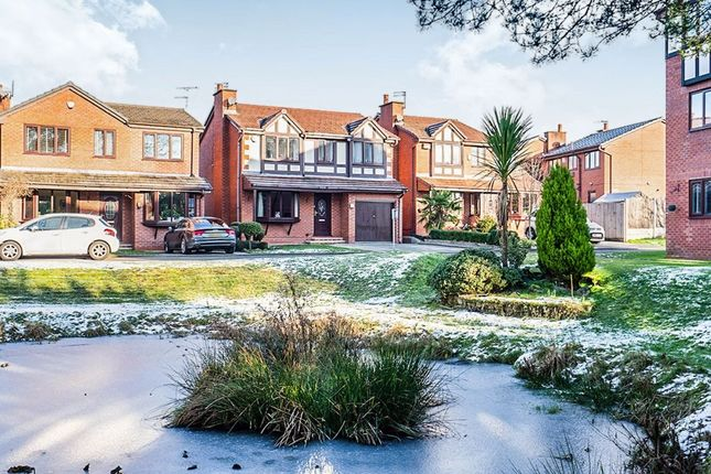 Thumbnail Detached house for sale in Daccamill Drive, Swinton, Manchester