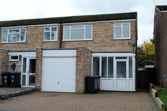 Thumbnail Property to rent in Meadow Close, North Mymms, Hatfield