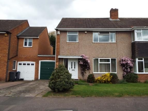 Thumbnail Semi-detached house for sale in Peach Ley Road, Selly Oak, Birmingham, West Midlands