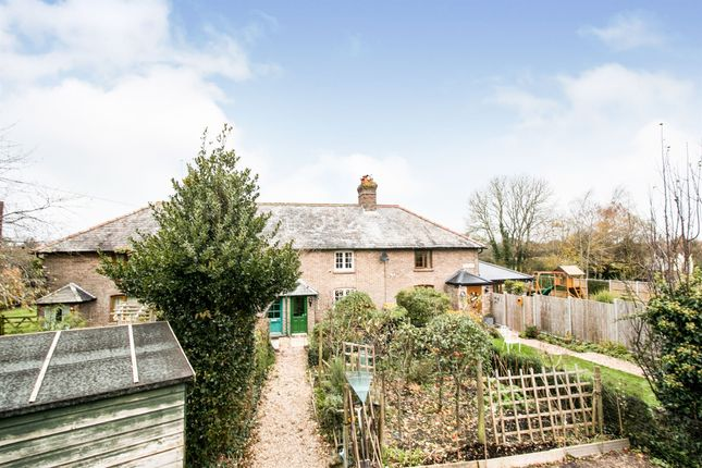 Thumbnail Terraced house for sale in Talbothays, West Stafford, Dorchester