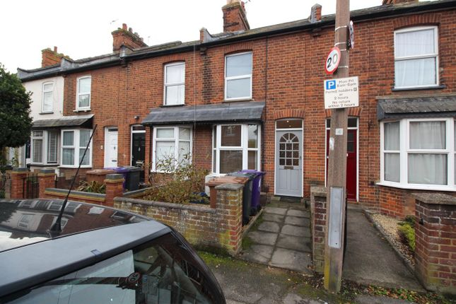 Thumbnail Terraced house to rent in Florence Street, Hitchin