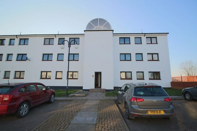 Thumbnail Flat to rent in Kildonan Court, Newmains, Wishaw, North Lanarkshire