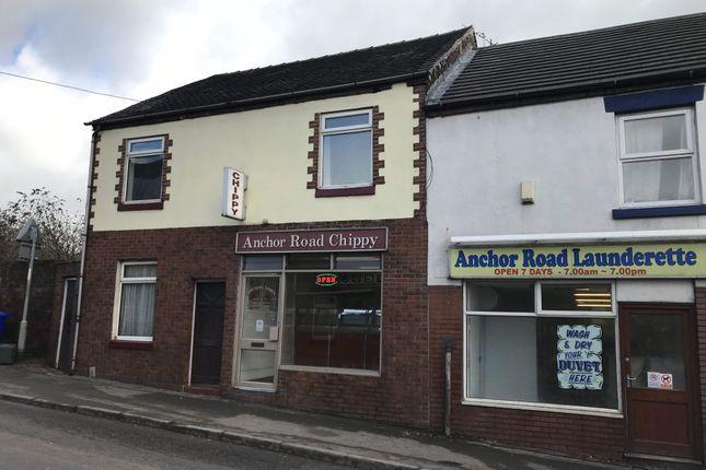 Thumbnail Restaurant/cafe for sale in Stoke-On-Trent ST3, UK