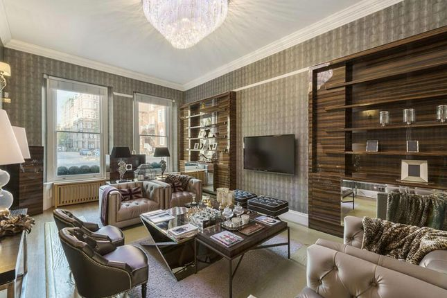 Thumbnail Terraced house to rent in Princes Gate, South Kensington, London