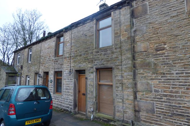 Thumbnail Terraced house to rent in Main Street, Farnhill, Keighley