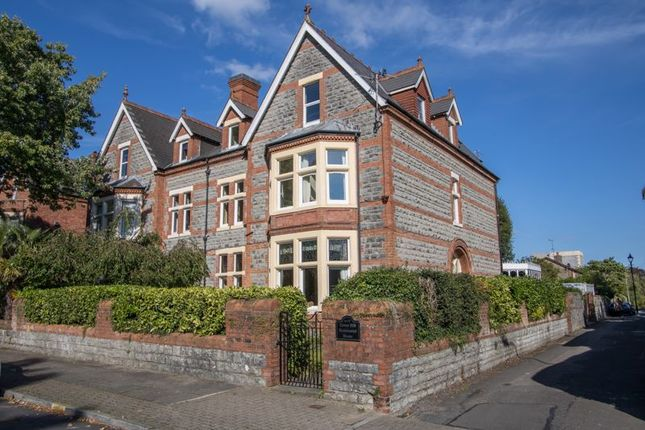 Thumbnail Semi-detached house for sale in Plymouth Road, Penarth