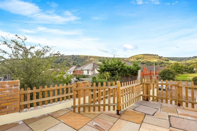 Thumbnail Detached bungalow for sale in Church Road, Talywain, Pontypool