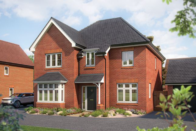"""Thumbnail Detached house for sale in """"The Birch"""" at Stonebow Road, Drakes Broughton, Pershore"""