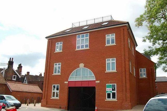 Thumbnail Flat to rent in Whitehall Place, Thoroughfare, Woodbridge