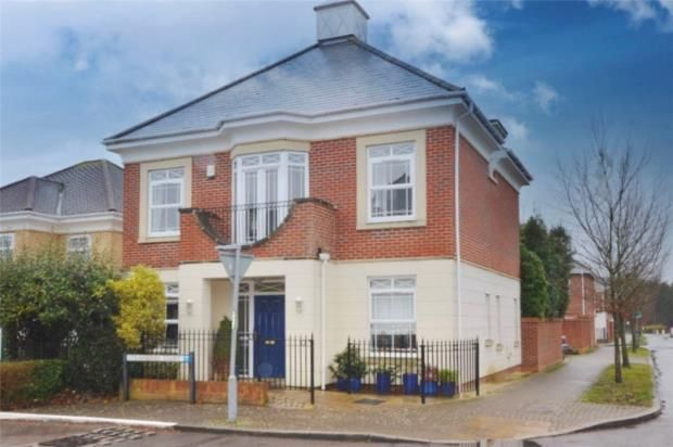 Thumbnail Detached house for sale in Strawberry Court, Deepcut, Camberley