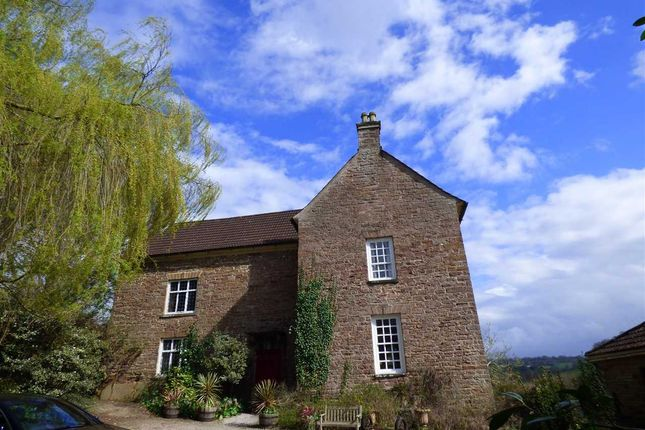 Thumbnail Detached house for sale in South Lodge, Savage Hill, Newland, Monmouth