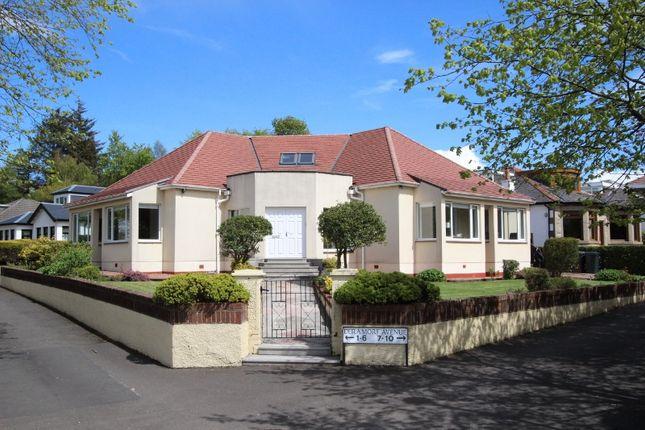 Thumbnail Detached bungalow for sale in 6 Deramore Avenue, Whitecraigs