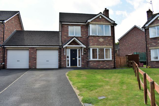 Thumbnail Link-detached house for sale in Birchwood Grange, Birches, Portadown