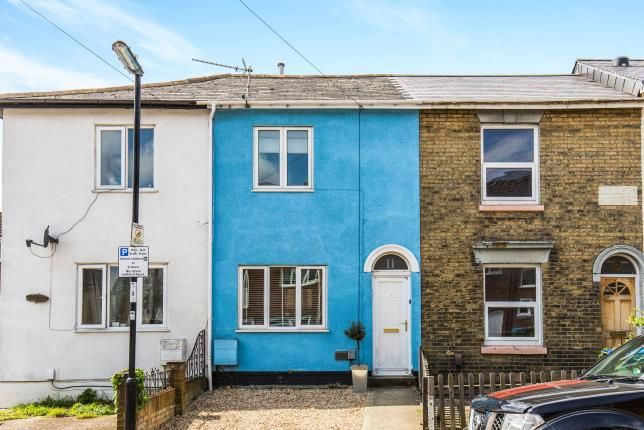 Thumbnail Terraced house for sale in Cracknore Road, Southampton