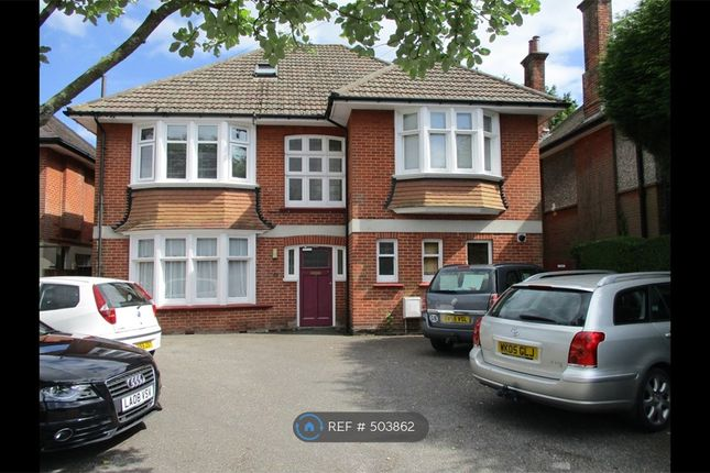 Thumbnail Flat to rent in Stokewood Road, Bournemouth
