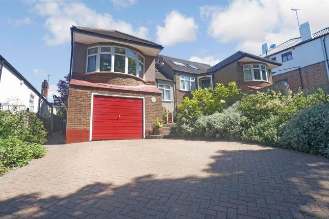 Thumbnail Semi-detached house for sale in Mansfield Hill, London