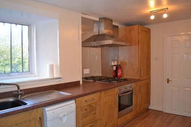 Thumbnail Flat to rent in The Cross, Dalry, North Ayrshire