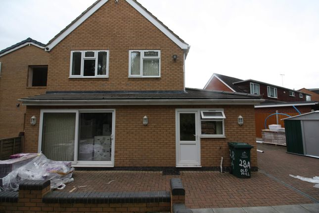 Thumbnail Property to rent in Old Mill Avenue, Coventry